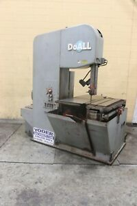 26 Doall Model 2620 4 Band Mill Saw Yoder 69672