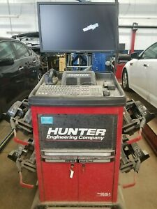 Hunter Alignment Quick Check Machine