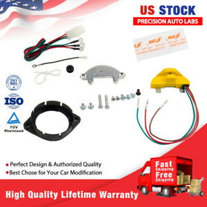 Ignition Conversion Kit For Gm 57 74 V8 W Ac Delco Single Dual Point Distributor