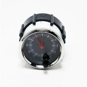 Omega Kustom Clock Gauge Black Top 2 1 16
