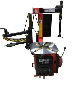 New Tire Changer Machine Coseng 211 Gcit With Assist Arm 10 26 Wheels Rim Clamp