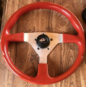 Grant Steering Wheel With Hub And Horn Button For Porsche 944 83 86 924