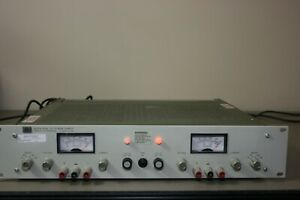 Hp 6255a Dual Output Power Supply 0 40v 0 1 5a Fully Tested 30 Day Warranty