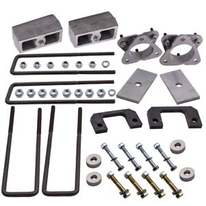 For 2011 Chevy Silverado 1500 3 5 Front 3 Rear Lift Kit Ls Extended Cab 2011