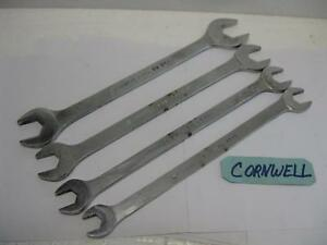 Cornwell Tools 7 16 To 7 8 Set Of 4 Low Torque Wrenches Usa Tw1416 To Tw2428