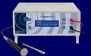 Longwave Diathermy And Ultrasound Therapy Shortwave Equipment Much Better Unit