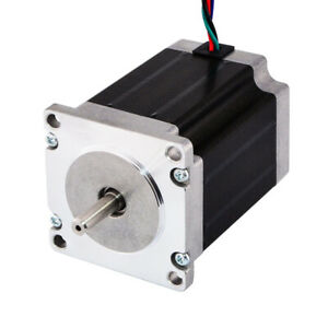 Stepper Motor Nema 23 269oz in 3a 4 Wires For Diy 3d Printer Cnc Mill Router