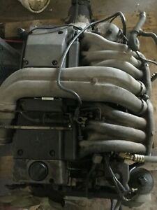 1995 Mercedes Benz E 300 Diesel Engine With Transmission