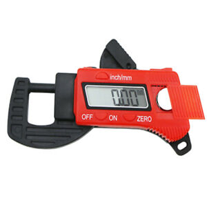 Digital Painting Thickness Meter Lcd Car Coating Thickness Gauge Tester Tool