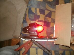 1956 Chrysler Imperial Tail Light In Great Condition Lights Up