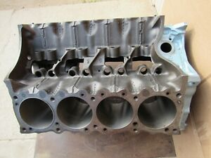 Cal 1975 Pontiac 455 Engine Block Firebird trans Am gto 64 65 66 67 68 69 70 400