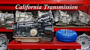 4l60e Remanufactured Transmission 4x4 Gm Chevy Fits 1998 2006 W Converter