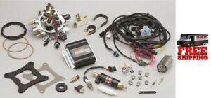 New Holley 950 22s Fuel Injection Kit Commander 950 System 700 Cfm