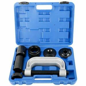 4 In 1 Auto Truck Ball Joint Service Hand Tool Kit 2wd 4wd Remover Installer