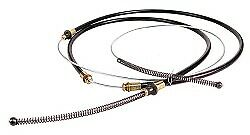 New 1953 1960 Ford F 100 Rear Parking Brake Cable And Housing Taaa 2275 A