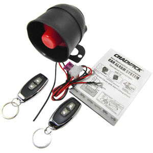 Car Alarm Security System Door Remote Control Central Lock Locking Kit