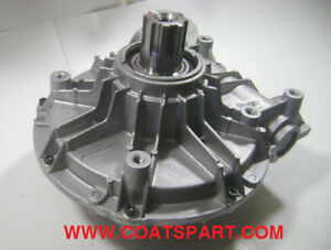 Transmission For Coats 5060a 5060ax 7060ex 70x Eh Tire Changer Box Gear Return
