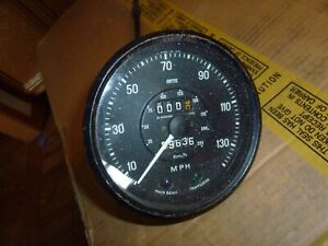 Triumph Tr5 Tr250 Tr6 Used Smiths Speedometer