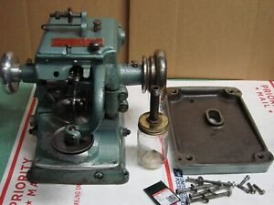 Fur Sewing Machine Industrial Factory Grade Plushmaster R olleo Son Corp No 2846