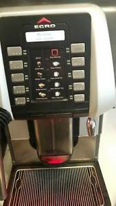 Rancilio Egro One keypad Pure Coffee