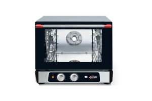 Commercial Heavy Duty Countertop Electric Convection Oven Half Size W Humidity
