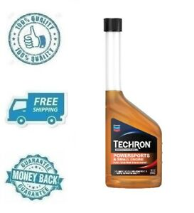 New Techron Protection Powersports Small Engine Fuel System Treatment 10oz
