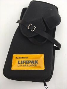 Physio Control Medtronic Carry Case For Lifepak 12 Defibrillator 11260 000030