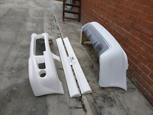 Bodykit Hks Style Rear Diffuser For Lexus Is200 Is300 Toyota Altezza Sxe10