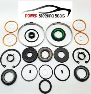 Power Steering Rack And Pinion Seal Repair Kit Fits 1989 1995 Ford Mustang