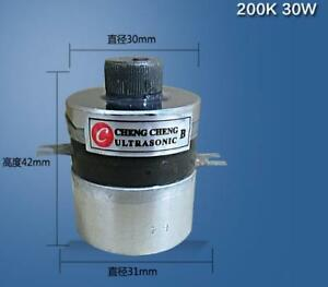 1pc 200k Ultrasonic Cleaning Transducer