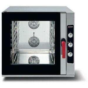 Commercial Heavy Duty Countertop Electric Combi Oven With Manual Controls 39