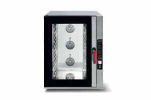 Commercial Heavy Duty Countertop Electric Combi Oven With Digital Controls 39