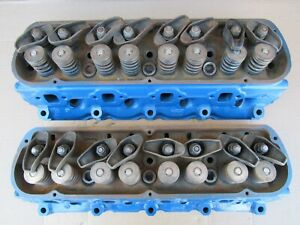 1965 Ford 289 Sb Cylinder Heads C5ae B Mustang Fairlane Truck Falcon 1966 1967
