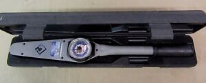 Armstrong 64 405a 0 250 Ft lb 1 2 dial Torque Wrench 21 W case
