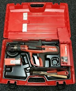 Hilti Dx 76 X 76 f n15 Powder Actuated Nail Gun Tool Decking Fastening