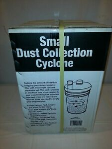 Small Dust Collection Cyclone Woodcraft