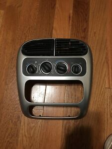 Srt4 Radio Bezel Heat Control Vents