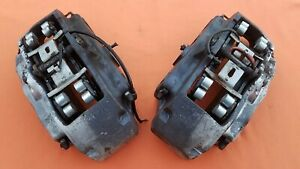 2004 2010 Brembo 17z Front Brake Calipers 6 Piston Vw Touareg Audi Porsche Set