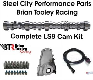 Gm Performance brian Tooley Racing Ls9 Cam Kit Ls lq 4 8 5 3 5 7 6 0 6 2