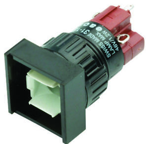 Eao 31 152 025 Switch Pushbutton Dpdt 2a 250v