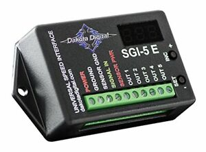 Dakota Digital Sgi 5e Universal Speedometer Signal Interface Universal