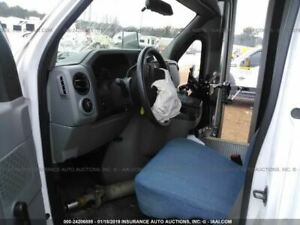 Console Front Floor Outer Section Fits 03 18 Ford E350 Van 944738