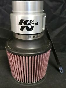 K n Cold Air Intake System Cone Conical Filter