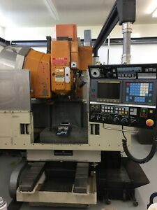 Leblond Makino Vertical Machining Center Fnc74