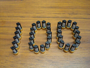 Fuel Injector Universal Filter Basket Pack Of 100 Pieces Usa Seller