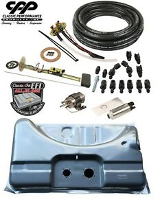 1970 76 Dodge Dart Plymouth Duster Efi Fuel Injection Gas Tank Conversion Kit