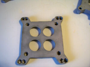 Holley Spacer Plate