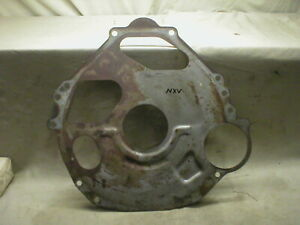 Mustang Block Shield Transmission Spacer Plate 3 8 V6 Automatic 94 95 1994 Nxv