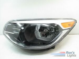 2014 2015 2016 Kia Soul Halogen Headlight Oem Lh Driver Pre Owned