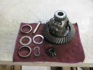 Camaro Firebird 10 bolt Chevy 7 625 Open Differential 26 Spline 2 73 82 92